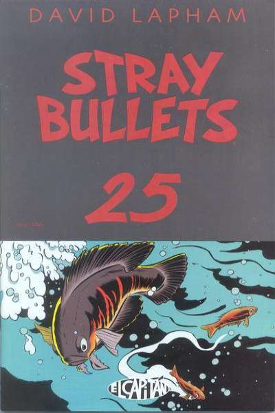 Stray Bullets #25 comic books for sale