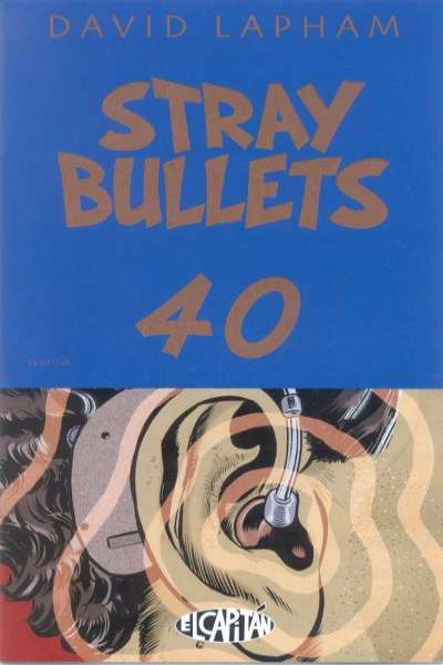 Stray Bullets #40 comic books for sale