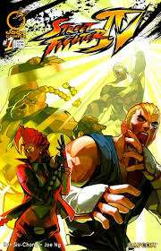 Street Fighter IV Comic Books. Street Fighter IV Comics.