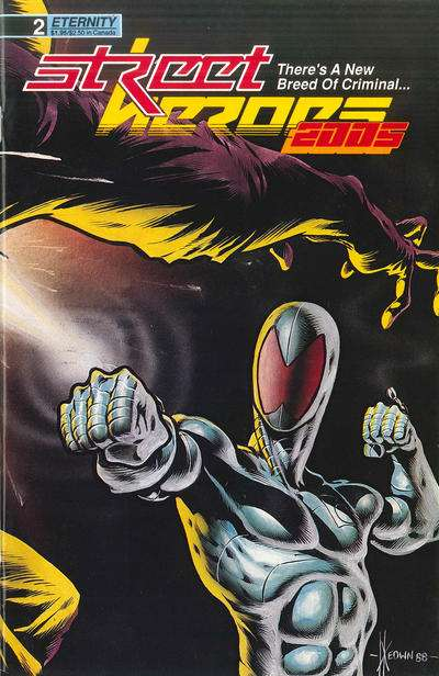 Street Heroes 2005 #2 comic books for sale