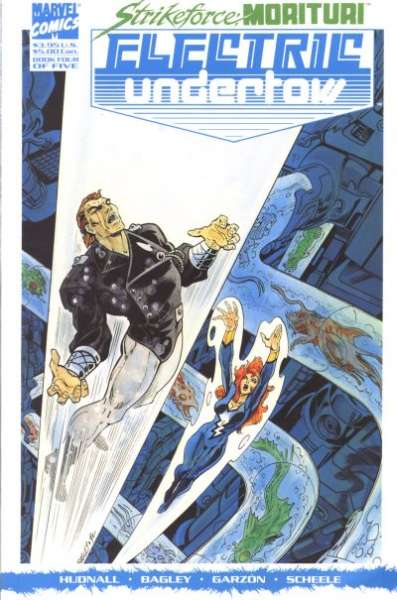 Strikeforce: Morituri: Electric Undertow #4 comic books for sale