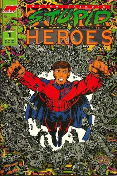 Stupid Heroes #1 Comic Books - Covers, Scans, Photos  in Stupid Heroes Comic Books - Covers, Scans, Gallery