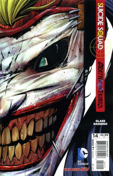 Suicide Squad #14 Comic Books - Covers, Scans, Photos  in Suicide Squad Comic Books - Covers, Scans, Gallery