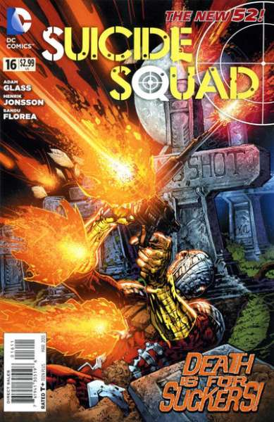 Suicide Squad #16 comic books for sale
