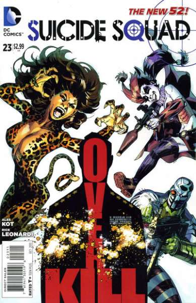 Suicide Squad #23 comic books for sale