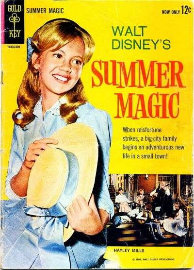 Summer Magic #1 comic books - cover scans photos Summer Magic #1 comic books - covers, picture gallery