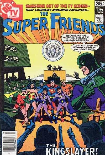 Super Friends #11 comic books for sale