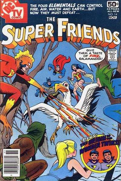 Super Friends #14 comic books for sale