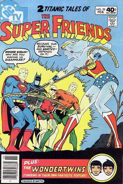 Super Friends #29 Comic Books - Covers, Scans, Photos  in Super Friends Comic Books - Covers, Scans, Gallery