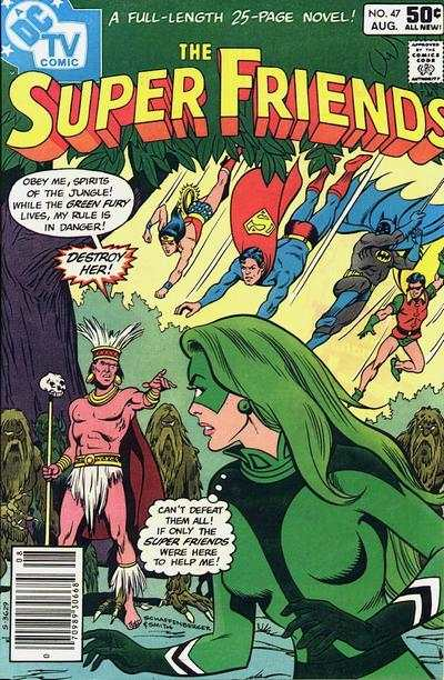 Super Friends #47 comic books for sale