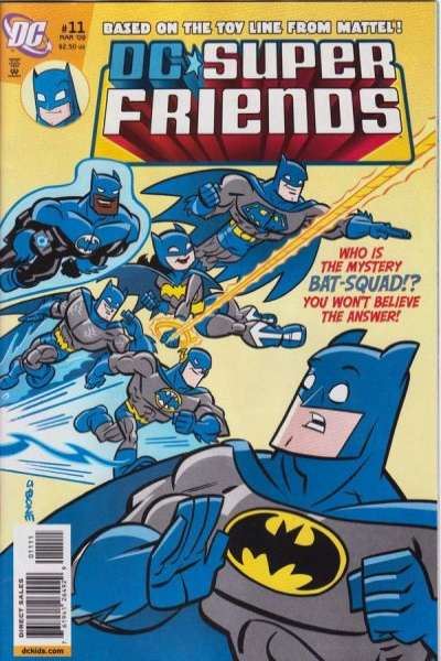 Super Friends #11 Comic Books - Covers, Scans, Photos  in Super Friends Comic Books - Covers, Scans, Gallery