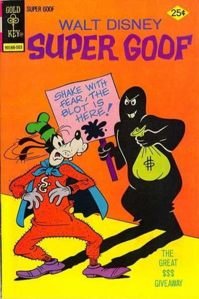Super Goof #33 comic books for sale