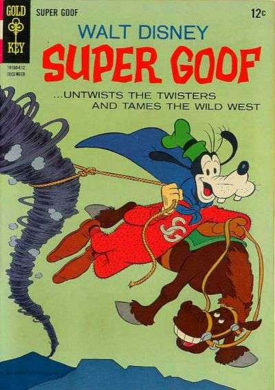 Super Goof #5 comic books for sale