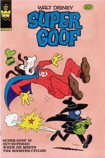Super Goof #64 Comic Books - Covers, Scans, Photos  in Super Goof Comic Books - Covers, Scans, Gallery
