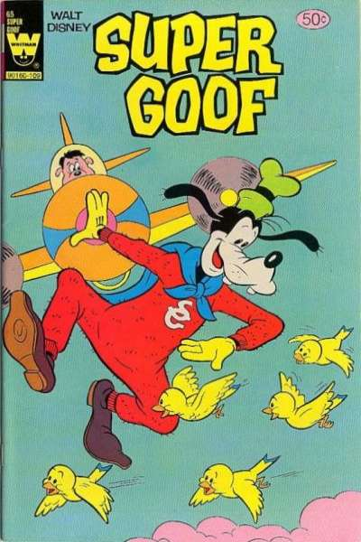 Super Goof #65 Comic Books - Covers, Scans, Photos  in Super Goof Comic Books - Covers, Scans, Gallery