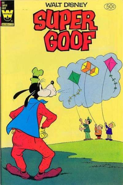 Super Goof #66 Comic Books - Covers, Scans, Photos  in Super Goof Comic Books - Covers, Scans, Gallery