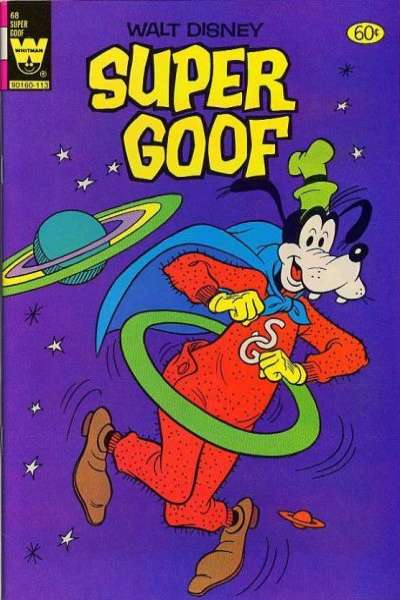 Super Goof #68 Comic Books - Covers, Scans, Photos  in Super Goof Comic Books - Covers, Scans, Gallery