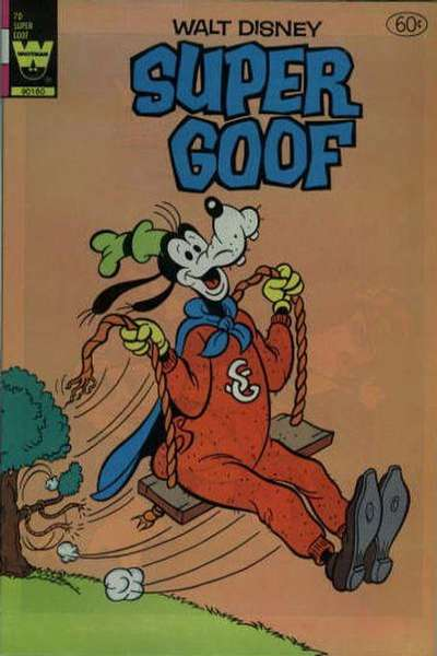Super Goof #70 Comic Books - Covers, Scans, Photos  in Super Goof Comic Books - Covers, Scans, Gallery