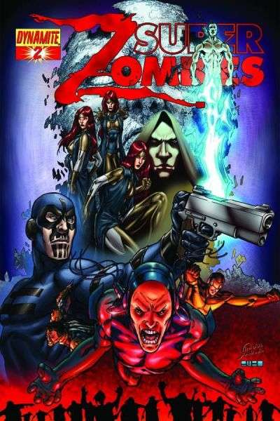 Super Zombies #2 comic books for sale