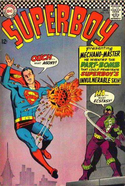 Superboy #135 Comic Books - Covers, Scans, Photos  in Superboy Comic Books - Covers, Scans, Gallery