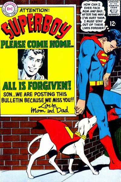 Superboy #146 comic books - cover scans photos Superboy #146 comic books - covers, picture gallery
