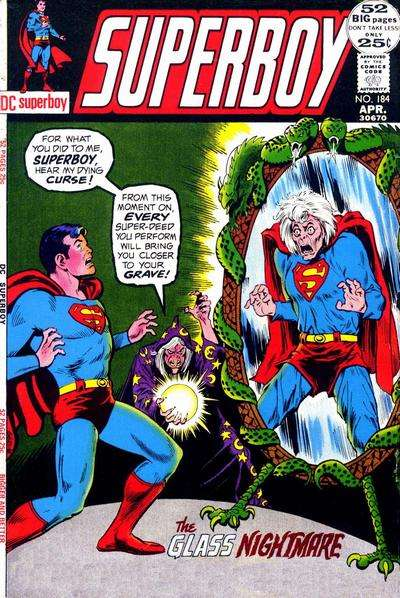 Superboy #184 comic books for sale