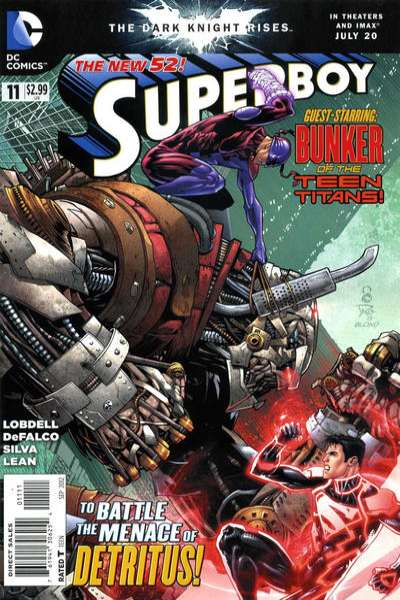 Superboy #11 Comic Books - Covers, Scans, Photos  in Superboy Comic Books - Covers, Scans, Gallery