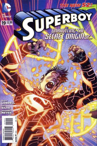 Superboy #19 comic books for sale