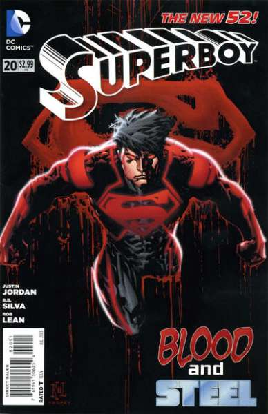 Superboy #20 comic books for sale