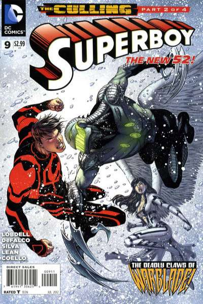 Superboy #9 comic books for sale