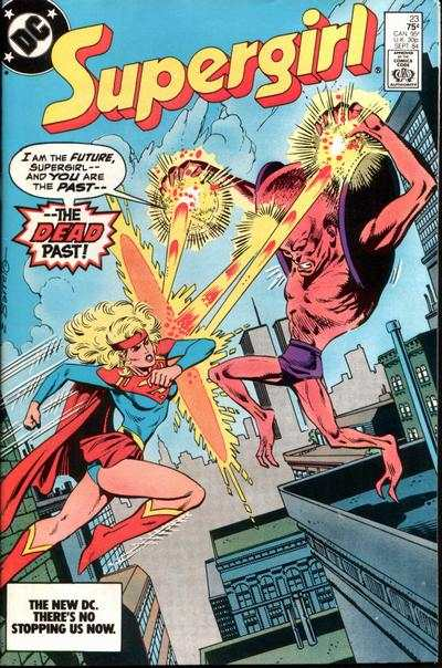 Supergirl #23 comic books - cover scans photos Supergirl #23 comic books - covers, picture gallery