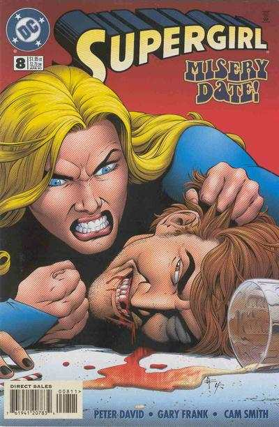 Supergirl #8 comic books for sale