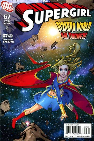 Supergirl #57 Comic Books - Covers, Scans, Photos  in Supergirl Comic Books - Covers, Scans, Gallery