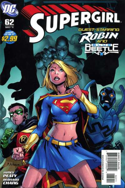 Supergirl #62 comic books for sale