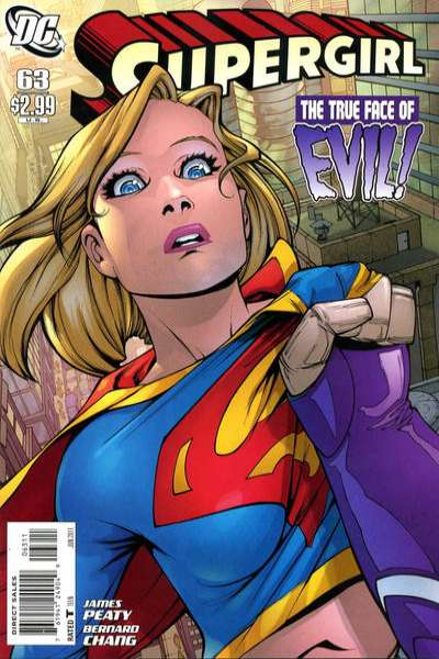 Supergirl #63 Comic Books - Covers, Scans, Photos  in Supergirl Comic Books - Covers, Scans, Gallery