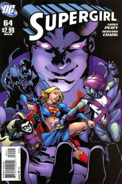Supergirl #64 Comic Books - Covers, Scans, Photos  in Supergirl Comic Books - Covers, Scans, Gallery