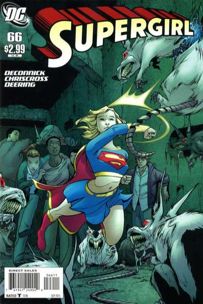 Supergirl #66 Comic Books - Covers, Scans, Photos  in Supergirl Comic Books - Covers, Scans, Gallery