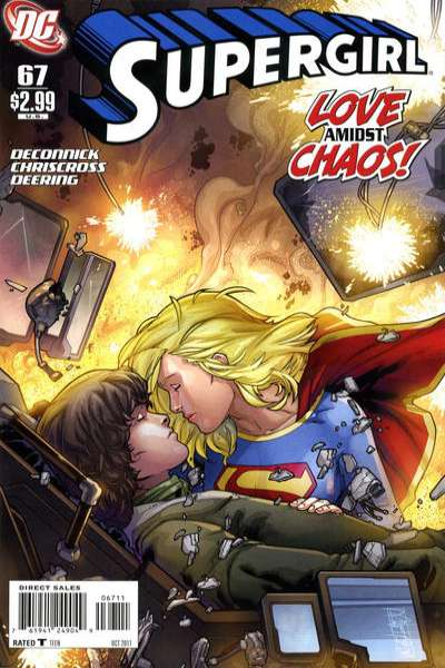 Supergirl #67 Comic Books - Covers, Scans, Photos  in Supergirl Comic Books - Covers, Scans, Gallery