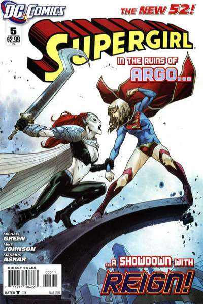 Supergirl #5 comic books for sale