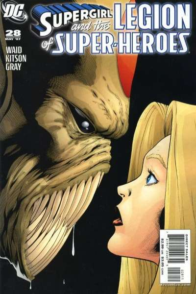 Supergirl and the Legion of Super-Heroes #28 comic books for sale