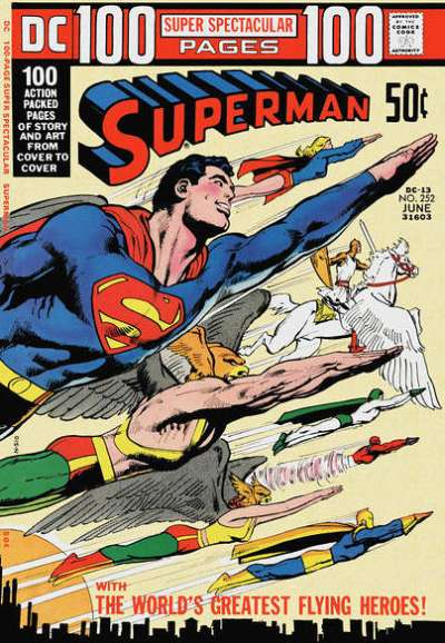 Superman #252 Comic Books - Covers, Scans, Photos  in Superman Comic Books - Covers, Scans, Gallery