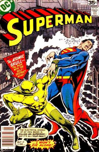 Superman #323 Comic Books - Covers, Scans, Photos  in Superman Comic Books - Covers, Scans, Gallery