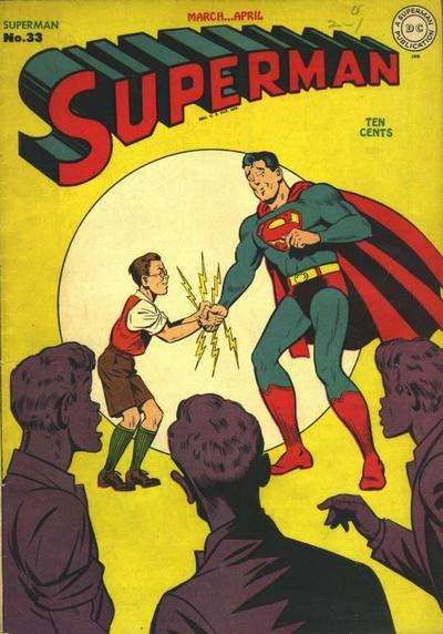 Superman #33 Comic Books - Covers, Scans, Photos  in Superman Comic Books - Covers, Scans, Gallery