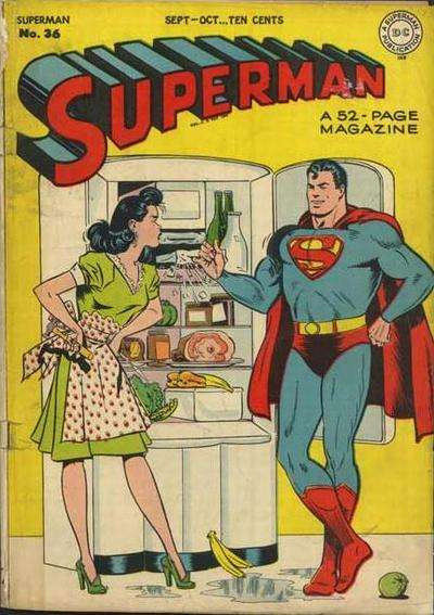 Superman #36 Comic Books - Covers, Scans, Photos  in Superman Comic Books - Covers, Scans, Gallery