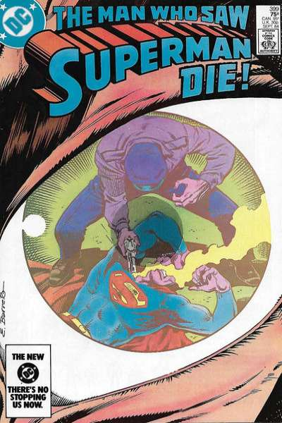 Superman #399 comic books - cover scans photos Superman #399 comic books - covers, picture gallery