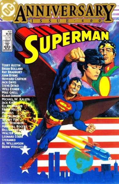 Superman #400 comic books for sale