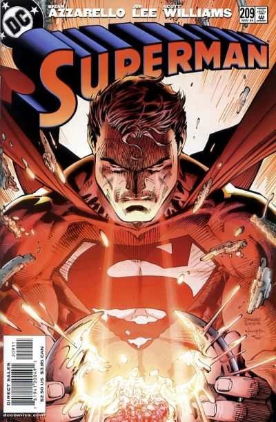 Superman #209 comic books - cover scans photos Superman #209 comic books - covers, picture gallery