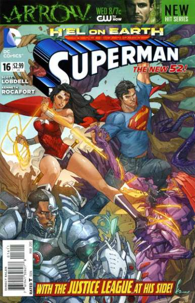 Superman #16 Comic Books - Covers, Scans, Photos  in Superman Comic Books - Covers, Scans, Gallery