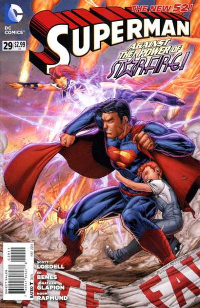 Superman #29 comic books - cover scans photos Superman #29 comic books - covers, picture gallery