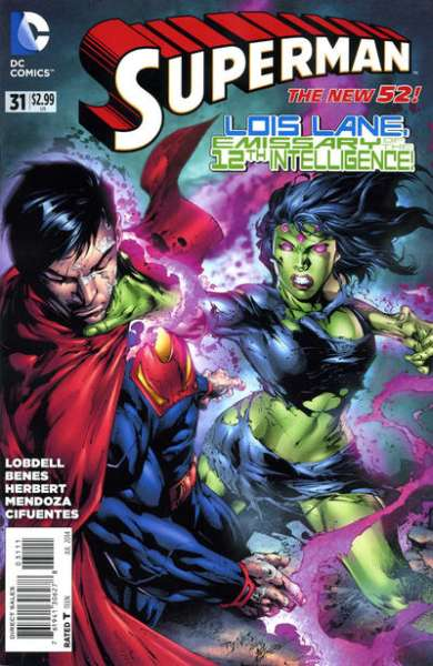 Superman #31 comic books for sale